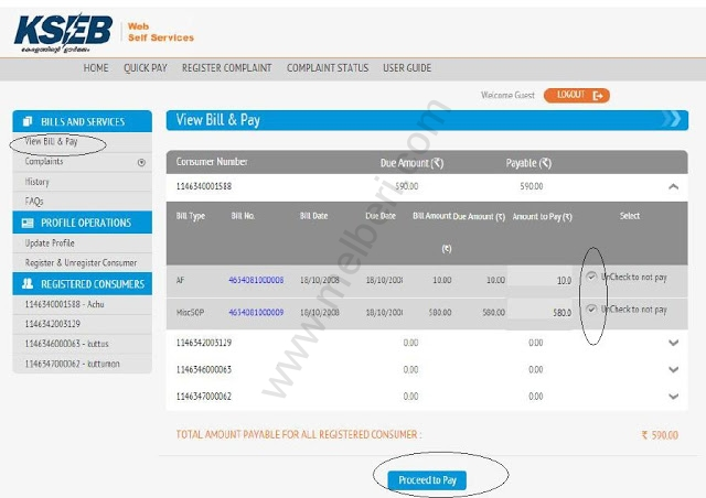 Make Instant Electricity Bill Payment via FreeCharge!
