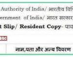 How to Download Aadhaar Card PDF file Online
